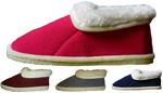 Achat Chaussons fourrés et chauds pantoufles chaudes laine