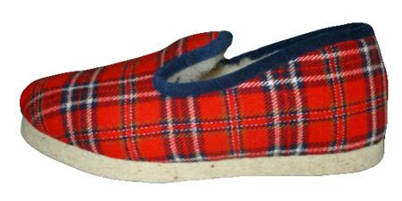 charentaise homme carreaux ecossais ecossaise
